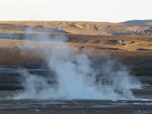 Wasserdampf zu Energie